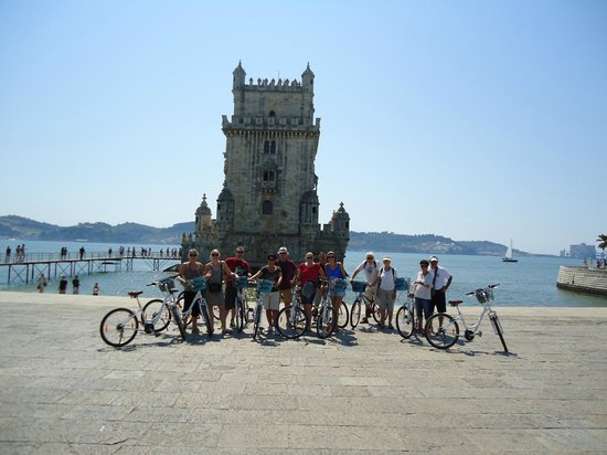 Lissabon fietstour: de highlights