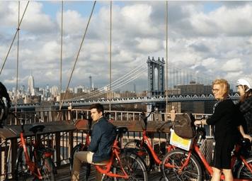 Den komplette Brooklyn og Manhattan Cykeltur