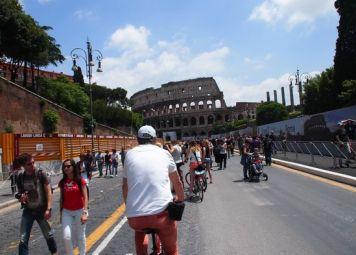 Fahrradverleih Rom