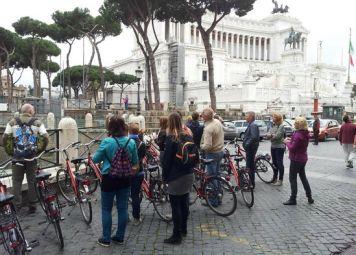 Rome Student Bike Tour
