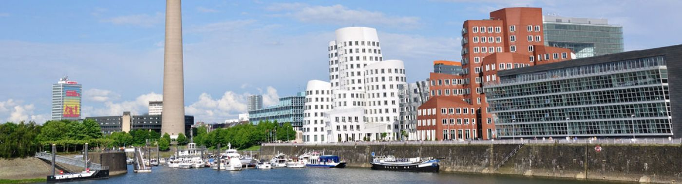 Dusseldorf guided sightseeing tours