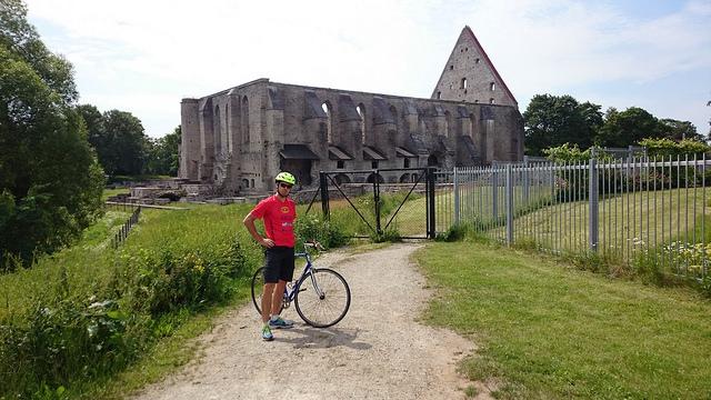 Fahrradtour Tallinn Highlights