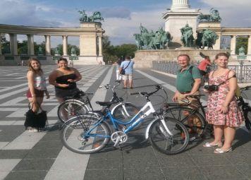 Fietsverhuur Boedapest