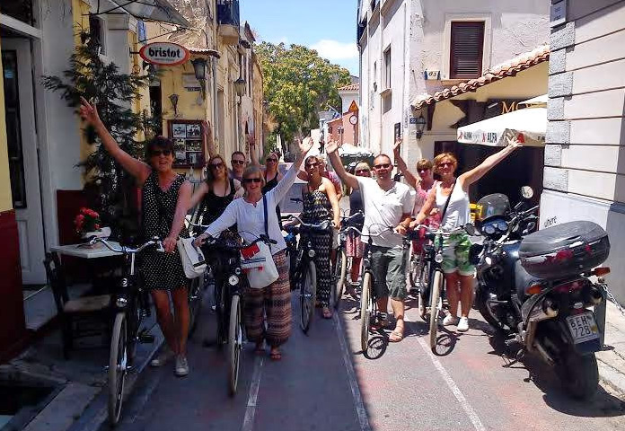 Athens Bike Tour and Rental