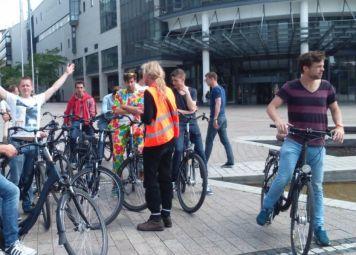 Cologne Studenten Fietstour