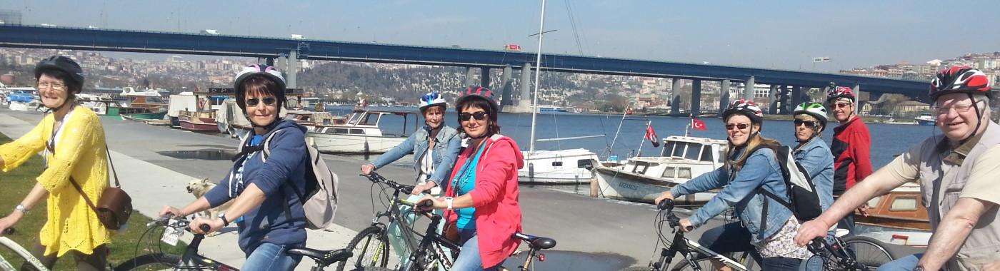 Fietstocht Istanbul Highlights Privé