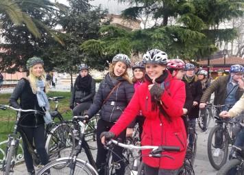Student Bike Tour Istanbul