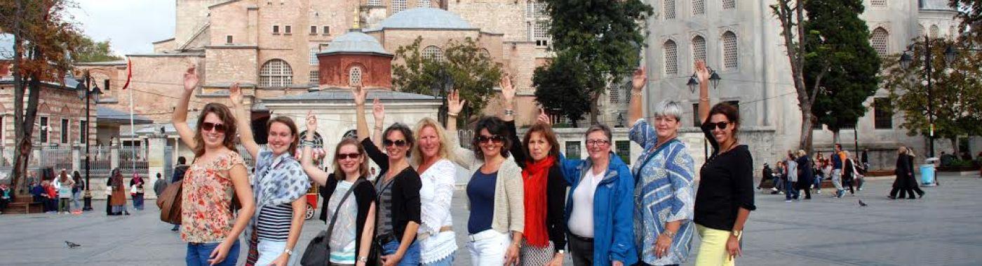 Istanbul Gouden Hoorn Fietstocht