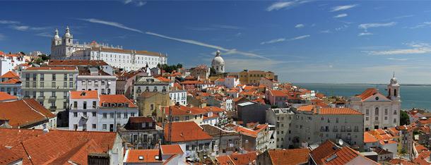Wandeling Lissabon