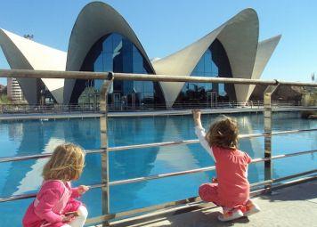 Naar Valencia met kinderen