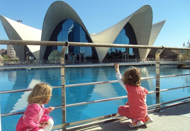 Valencia Kids Tour