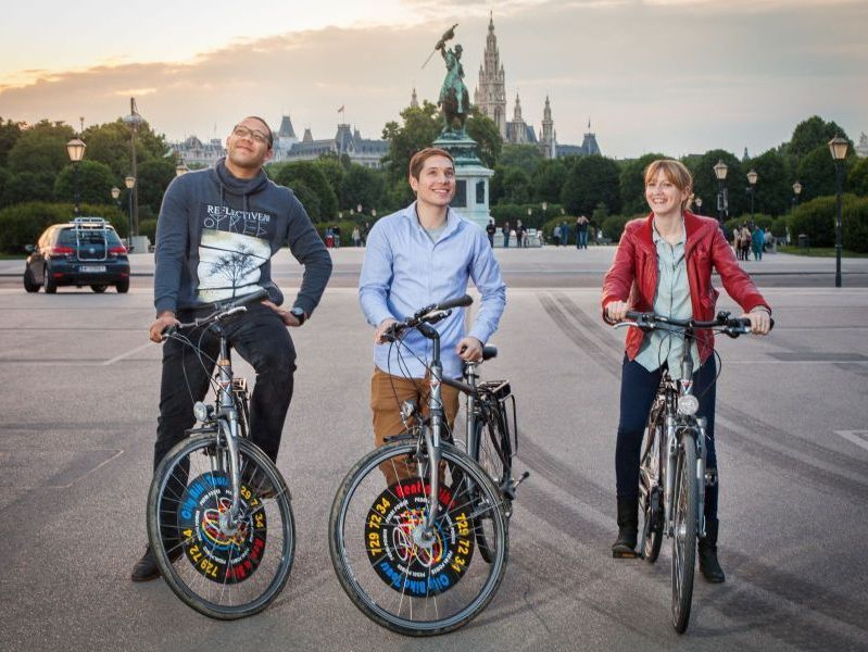 Bike Rental Vienna – no guide