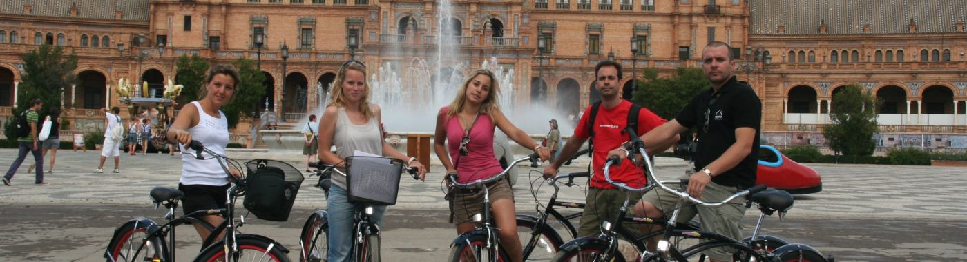 Bike Rental Seville