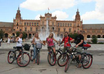 Sevilla Fietstocht + Tapas