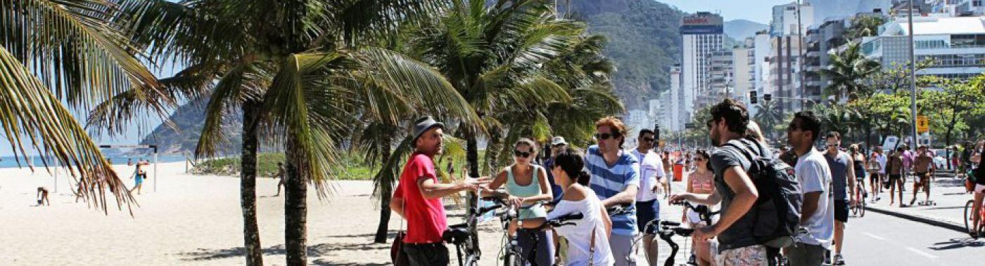 Fahrradtour Rio de Janeiro