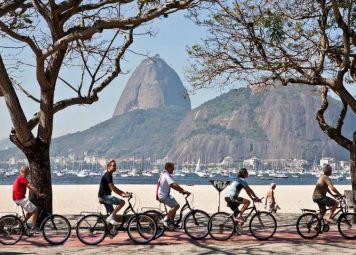 Fietsen huren in Rio de Janeiro
