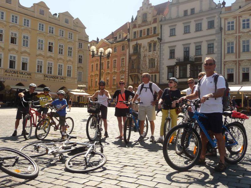 Bike Rental Prague