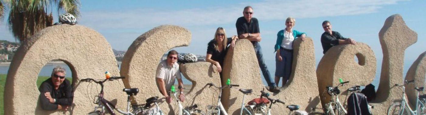 Fahrradverleih Málaga