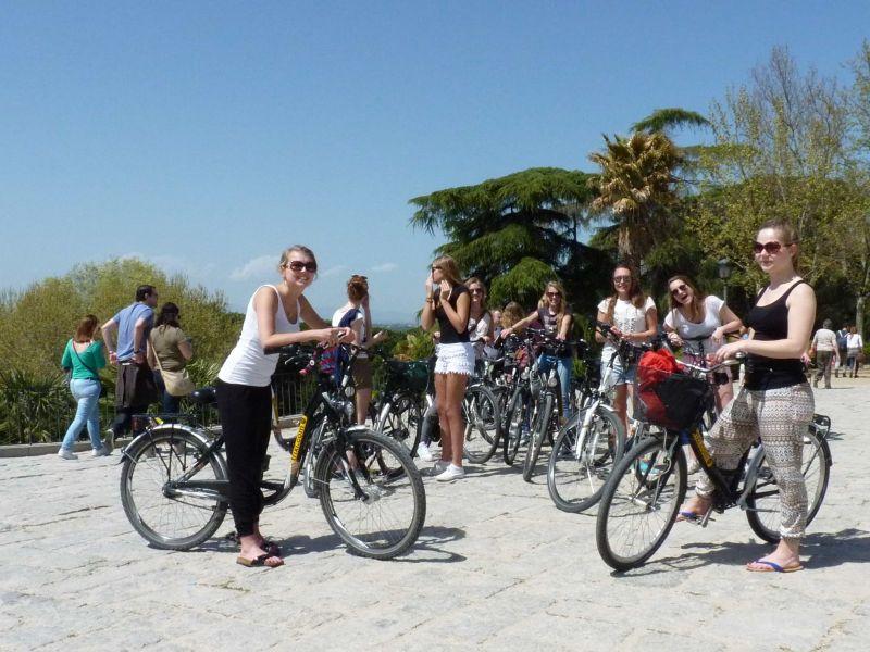 Private Bike Tour Madrid