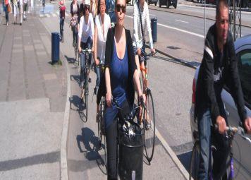 Fietsen huren in Kopenhagen
