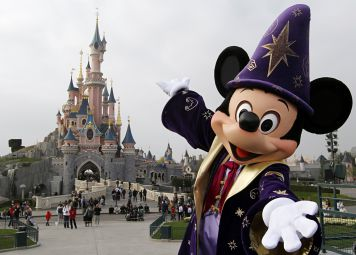 Online Entree Tickets + Transfers Disneyland Parijs