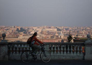 Rome Panoramische Fietstour