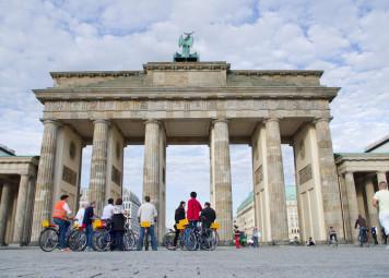 Studentenfietstour Berlijn