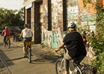 Fietsen huren in Berlijn