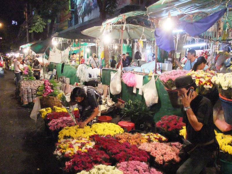 Bangkok by Night Tour