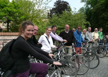 Bruges Private Guided Bike Tour