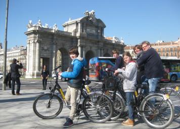 Naar Madrid met kinderen