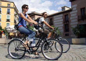 Bike Rental Madrid