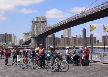 New York Highlights Bike Tour