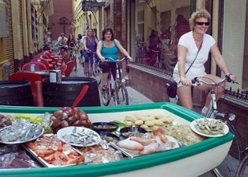 Barcelona Tapas Bike Tour