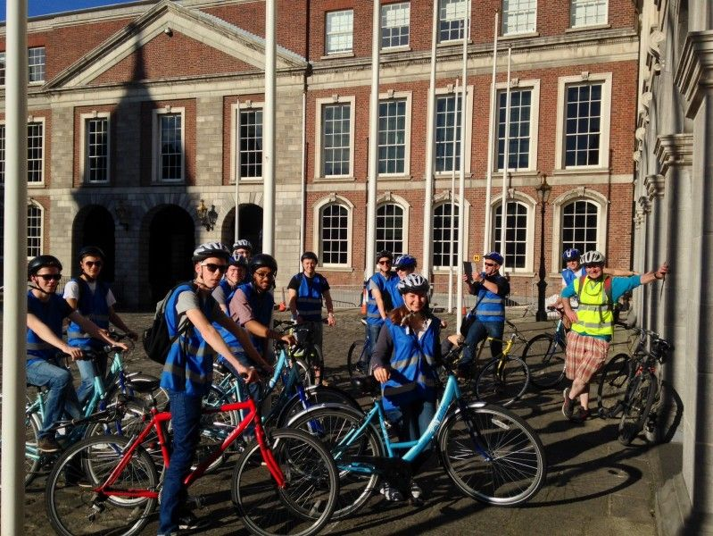 Dublin Fietstour: de highlights