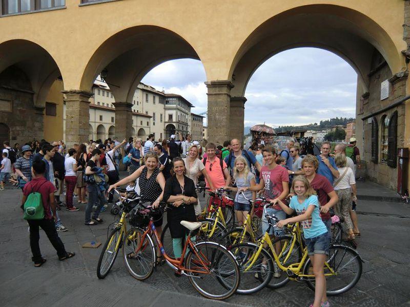 Florence Student Bike Tour
