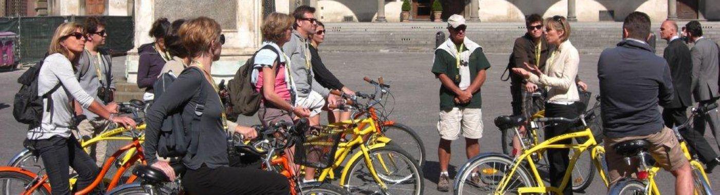 Fahrradverleih Florenz