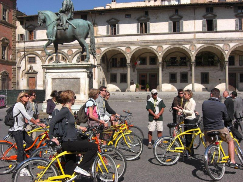 Florenz Highlights Fahrradtour