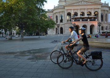 Frankfurt Highlights Bike Tour