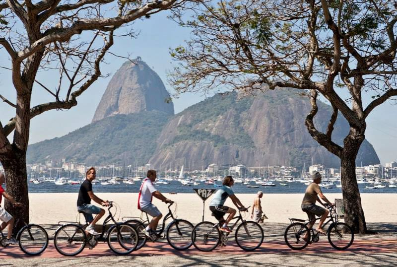 Private Bike Tour Rio