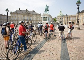 Copenhagen Bike Tour + Bike Rental