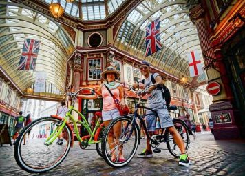 Secrets of London Bike Tour