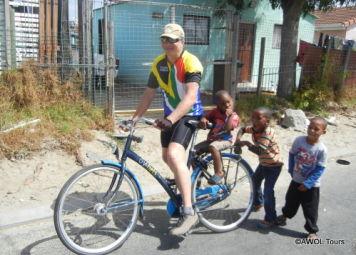 Fietsverhuur in Kaapstad