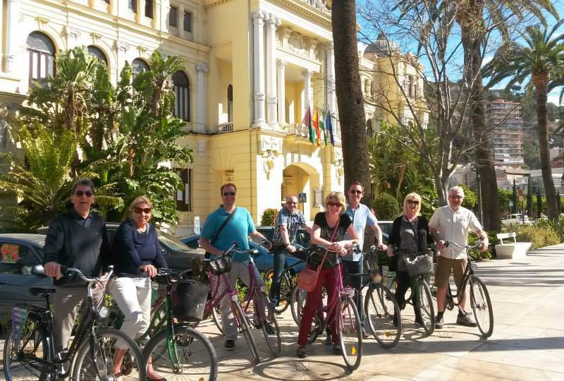 Malaga Fietstocht met Tapas