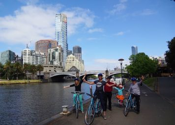 Melbourne Fietstocht: Privégids