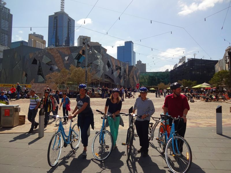 Melbourne Highlights Tour