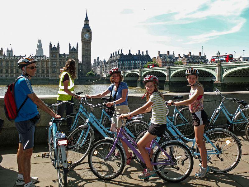 Naar Londen met kinderen