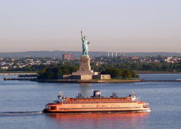 New York Heldagstur inkl. Staten Island