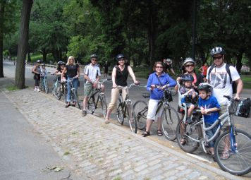 New York Highlights Fahrradtour