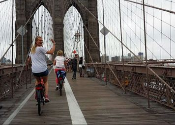 Ruta en Bici a Manhattan y Brooklyn